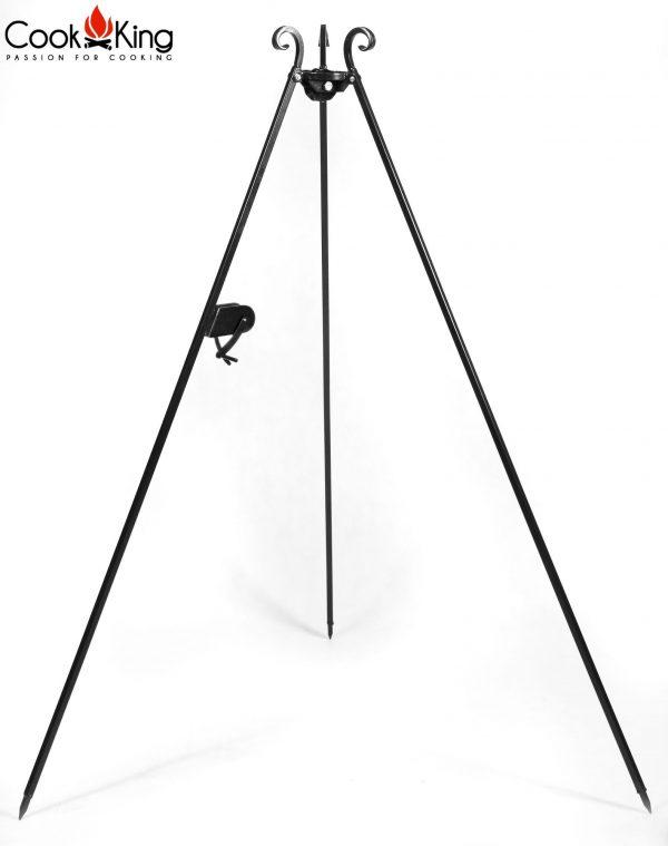 CookKing Dreibein 180cm mit Spule