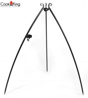 CookKing Dreibein 200cm mit Spule