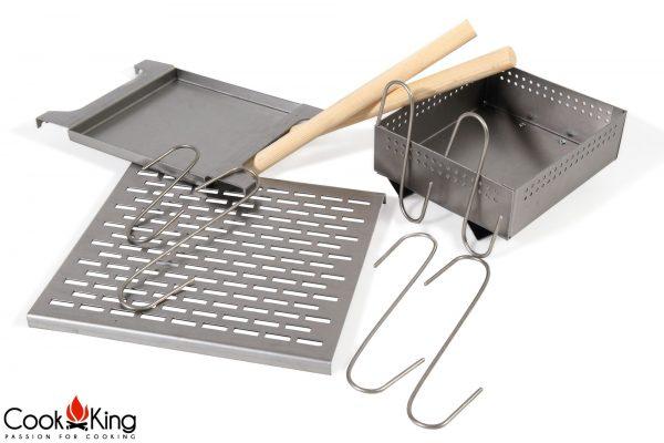 CookKing Räucherofen 'BERLIN'