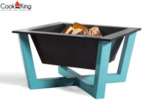 CookKing Feuerschale 'BRASIL' blau