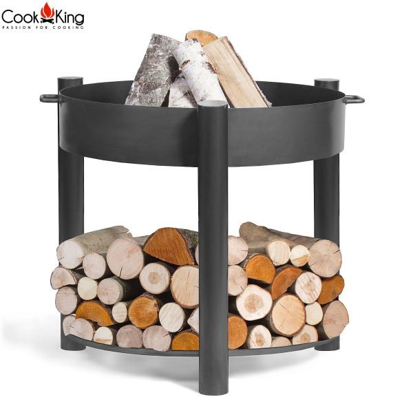 CookKing Feuerschale 'MONTANA' hoch 80cm
