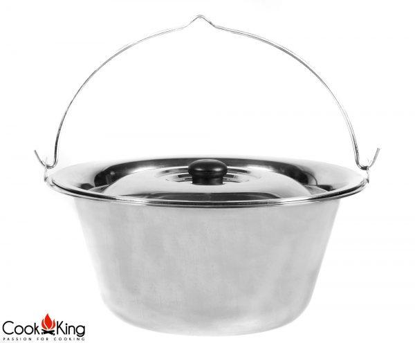 CookKing Edelstahl-Gulaschtopf