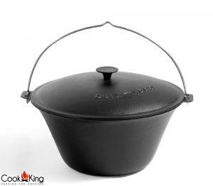 CookKing Gusseisen-Gulaschtopf