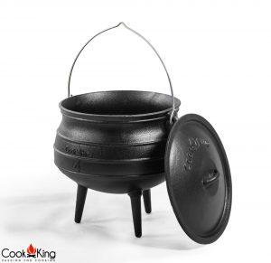 CookKing Gusseisen-Afrika-Gulaschtopf
