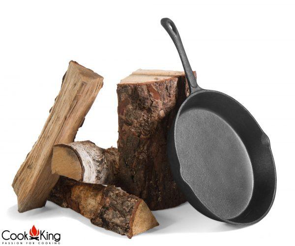 CookKing Gusseisen-Pfanne