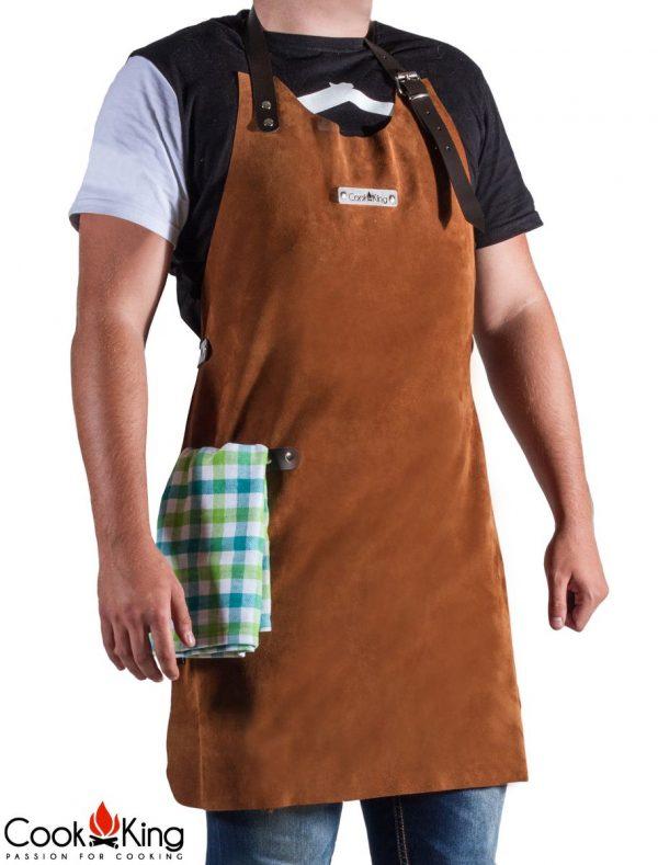 CookKing Lederschürze