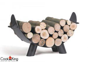 CookKing Holzträger 'MILA' für Feuerschale